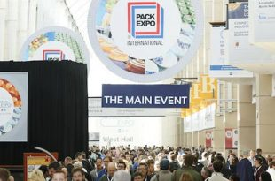 PACK EXPO remains among top four trade shows