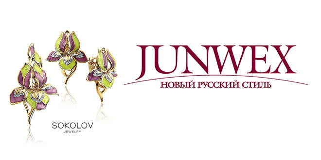 Junwex New Russian Style Moscow: International Forum of Jewellery Industry