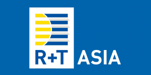 R+T Asia: Shanghai Doors, Shutters, Sun Protection Systems