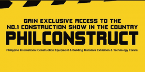 Philconstruct Luzon: Building and Construction Expo