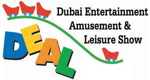 Dubai DEAL: Dubai Entertainment Amusement & Leisure show, UAE