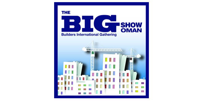 The Big Show Oman 2018: Building and Construction Expo, Muscat