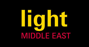 Light Middle East: Dubai Lighting Design & Technology Expo