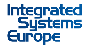 ISE Amsterdam: Integrated Systems Europe